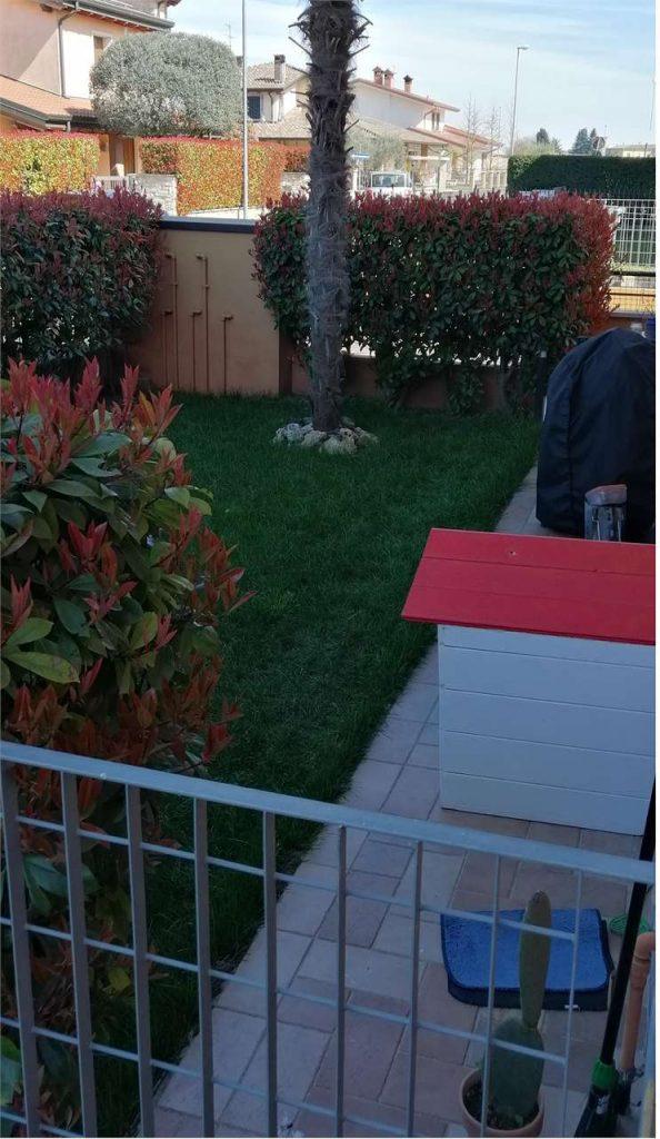 Appartamento in bifamiliare con giardino 5 locali in vendita a Povegliano Veronese